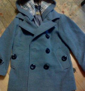 Новое пальто110-116