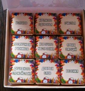 Шоколадные наборы на любой праздни