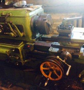 Станок токарный винторезный 1А62 после кап ремонта