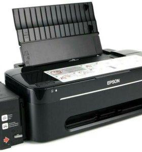 Принтер Epson l100