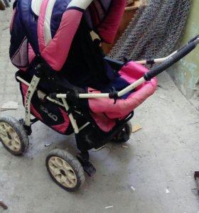 Коляска детская Driver Pica трансформер
