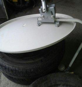 Антенна Триколор спутниковая тарелка