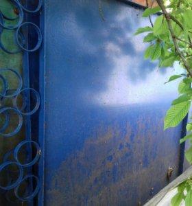 Ворота (без колитки)