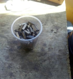 Алмазные сегменты для пильных дисков