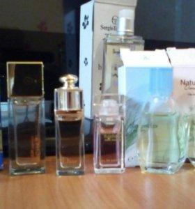 Миниатюры парфюма обмен