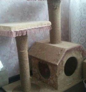 Домик для кота или кошки