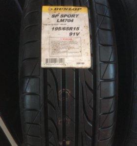 Шина 195/65 R15 Dunlop Lm704