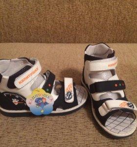 Летние сандали ортопедические