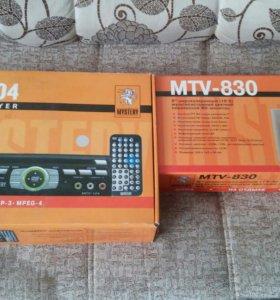 Автомобильный DVD-проигрыватель MDV-104