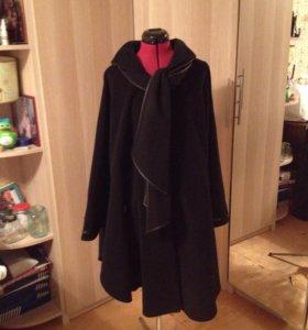 Пальто шерстяное (M, L)