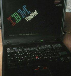 Ноутбук IBM