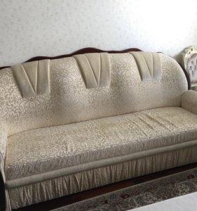 Диван-кровать в гостиную 4-хместная