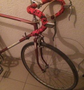 Велосипед дорожный хвз спутник