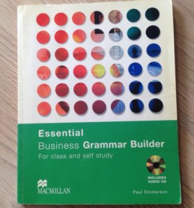 Essential Business Grammar Builder (MACMILLAN)