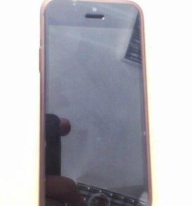 Срочно iPhone 5s 16гб обмен на iPhone 6