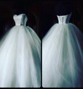 Шикарное Свадебное платье👰🏻