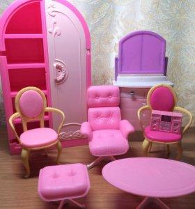 СРОЧНО!!! Набор кукольной мебели и кукла!