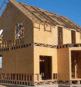 Строительство домов коттеджей и благоустройство