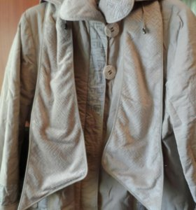 Куртка-весна осень
