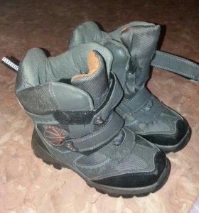 Ботинки.зима.