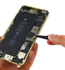 Защитные стекла Батарейки Iphone