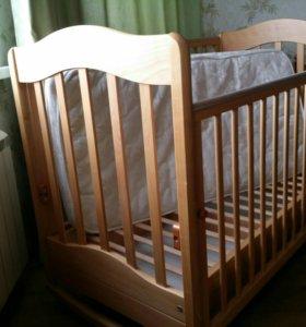 Кровать Гандылян