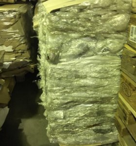 Вывоз отходов стрейч пленки, картона