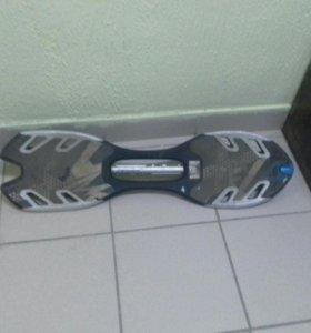 двухколёсный скейт