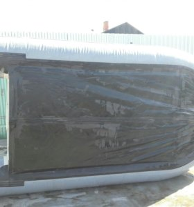 Лодка yukon a 360ts( Юкона. Канада)