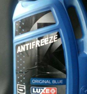 Антифриз синий