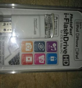 I-fleshDrive HD 16 GB