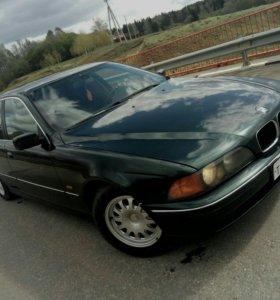 BMW 525 1998 года