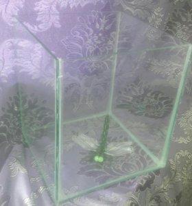 Террариум стекло