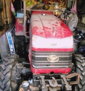 Китайский мини трактор