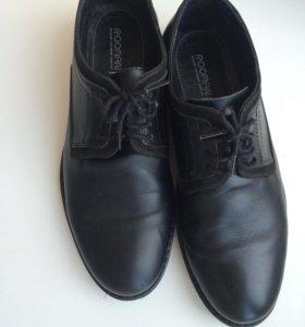 Мужские туфли, ботинки