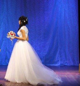Свадебное платье DOMENICO ROSSI