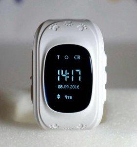 Часы телефон Q50 с трекером