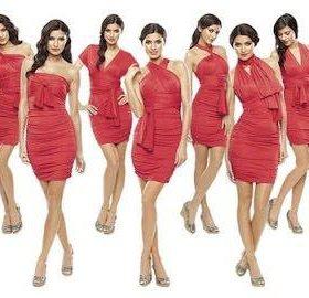 Платье трансформер 7 в 1 ,размер 46
