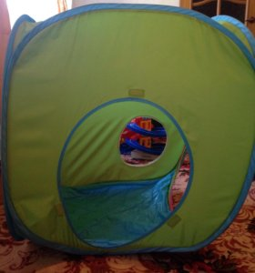 Палатка и туннель икеа