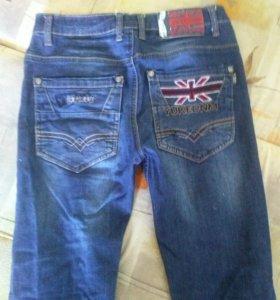 джинсы на мальчика 23 р-р