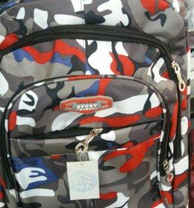 Новые рюкзаки формата А4