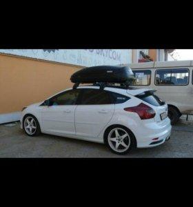 Автобокс+ багажник на все модели