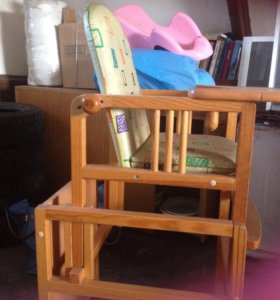 Детский стул, стол
