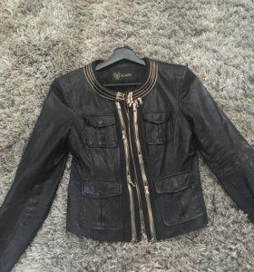 Кожаная куртка женская 44-46