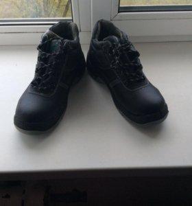 Рабочая мужская обувь(натуральная кожа)
