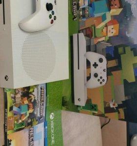 Xbox ONE S 500Gb обмен на TV smart, стройматериалы