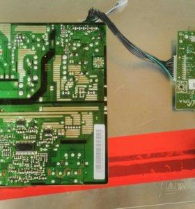 Бп и плата скалера для монитора samsung т220