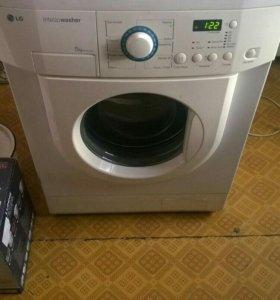 Стиральная машина LG 5kg