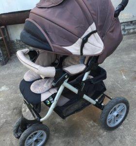 Прогулочная коляска Jetem prism