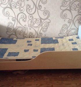 Кровать детская (с 5 до10 лет)